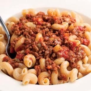 Pasta Bolognese made in the #Wonderbag portable, non-electric slow cooker #recipe