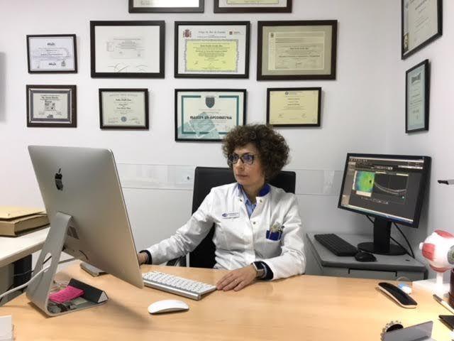 El futuro de la optometría y las lentes de contacto pasa por Tomelloso
