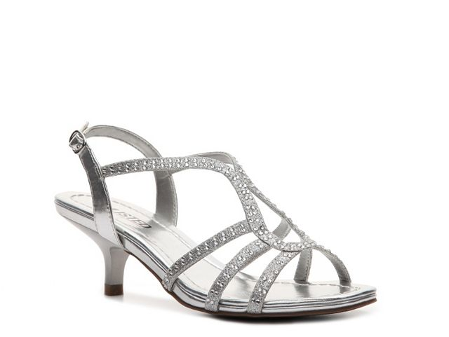 The bridesmaids shoes Unlisted Kind as Ever Sandal