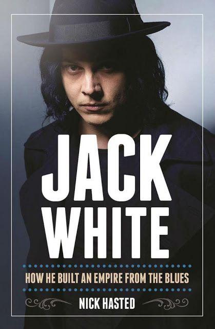 Biografia de Jack White já nas bancas http://bicho-das-letras.blogspot.pt/2016/12/biografia-de-jack-white-ja-nas-livrarias.html #livros #biografias #JackWhite
