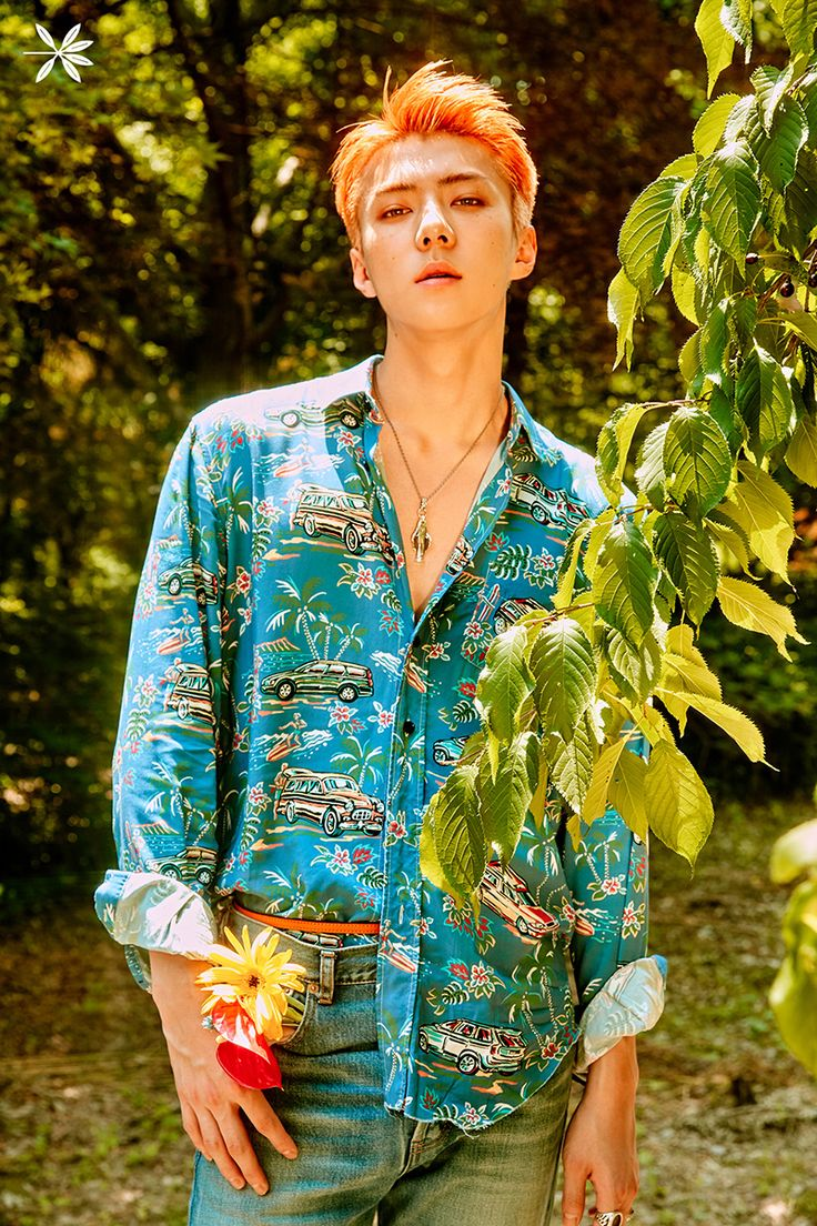 Sehun - 170713 'The War' teaser image Credit: Official EXO website.