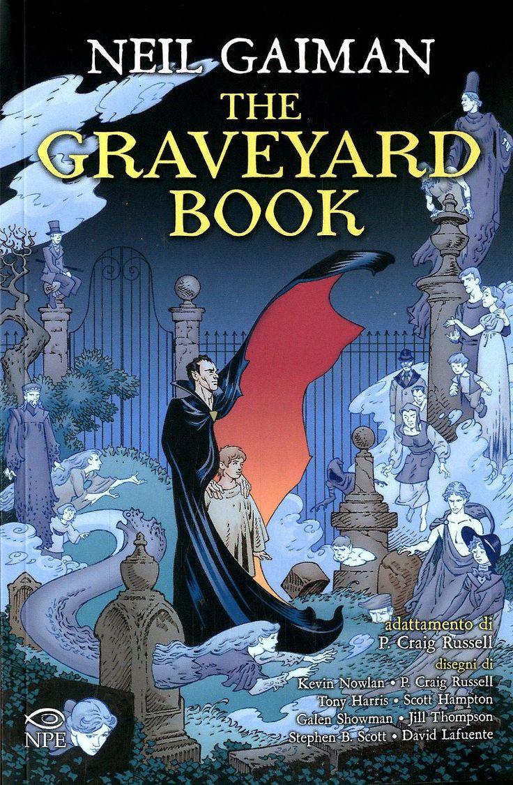 The Graveyard Book, La Recensione Di Daniele Cutali Per @sugarpulp