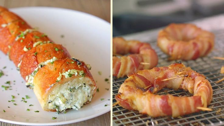 Easy-to-make hors d'oeuvres that'll make you feel fancy as hell