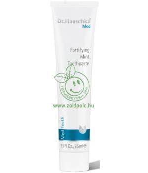 Dr. Hauschka fogkrém (mentás,75ml)