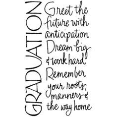 Christian Quotes For Graduating Seniors by @quotesgram