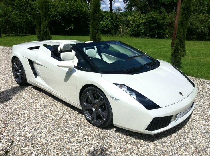 Supercar Experiences - Lamborghini Gallardo Hire