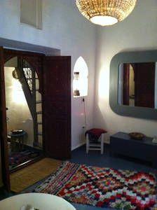 Sjekk ut dette utrolige stedet på Airbnb: Charmante maison Médina Essaouira i Essaouira