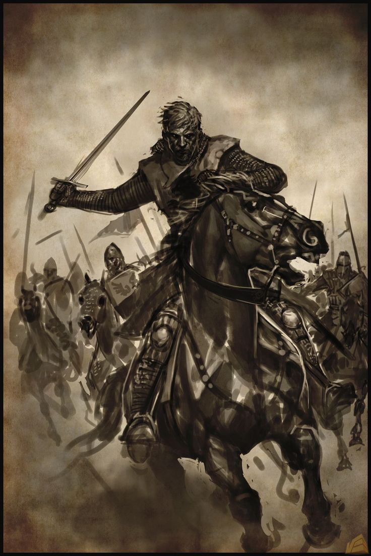 Mount and Blade - Cavaliers