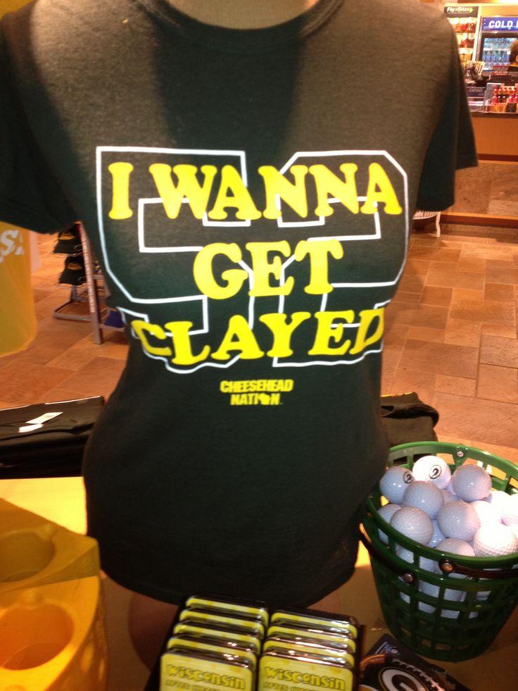 Women love clay Matthews