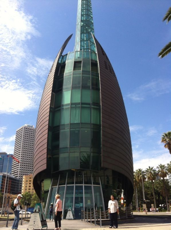 Perth Bell Tower - a must see & try !