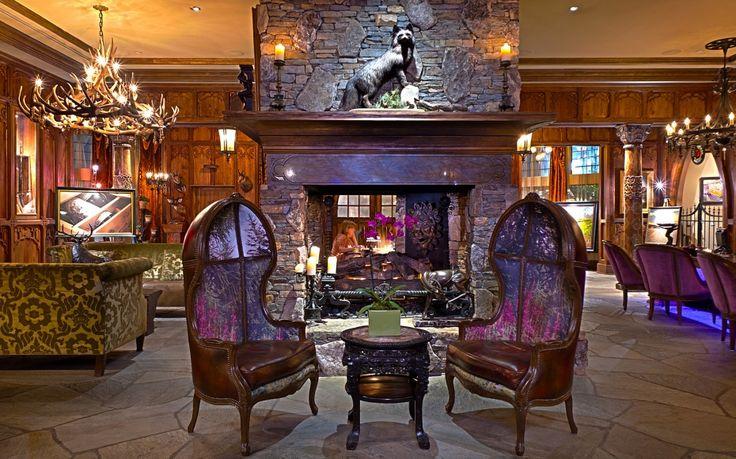 Grand Bohemian Hotel Asheville | Travel + Leisure