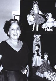 """Madame Alexander always infused a sense of excitement, wonderment and quality into her handcrafted dolls, while never allowing her creations to emerge looking anything less than impeccable. Over the years, she initiated a series of """"firsts"""" in the toy industry."""