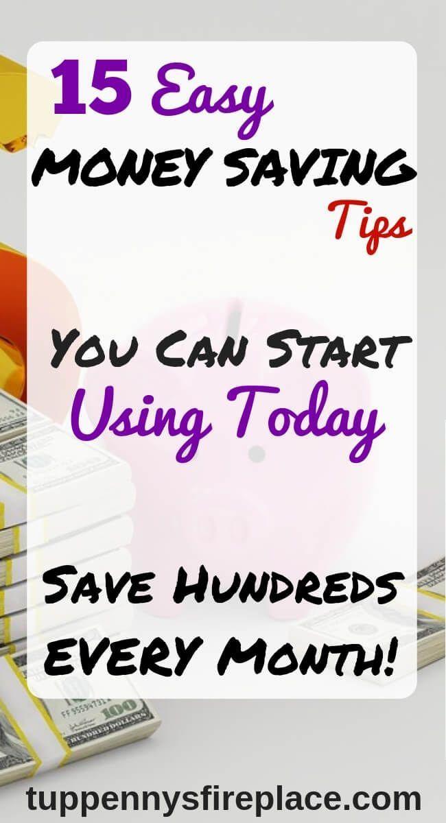 15 genial einfache Tipps zum Geldsparen, mit denen Sie Ihr Geld verwalten und mehr sparen …   – Personal Finance