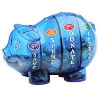 Money Savvy Pig bank wins Parents' Choice Foundation's Classic Toy Award!