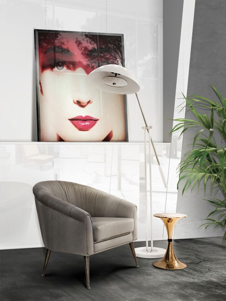 Learn why everyone should be using white lamps in their home decor this Summer! | www.contemporarylighting.eu | #contemporarylighting #summerhome #lightingdesign