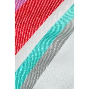 Rideau Rayé Chambre Enfant 100% Coton Blanc 140 X 240 Cm - Achat / Vente rideau - Cdiscount
