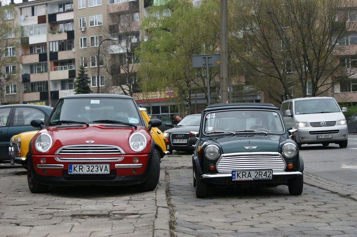 #cracow #pizzeriakrakow #zlot #minicooper