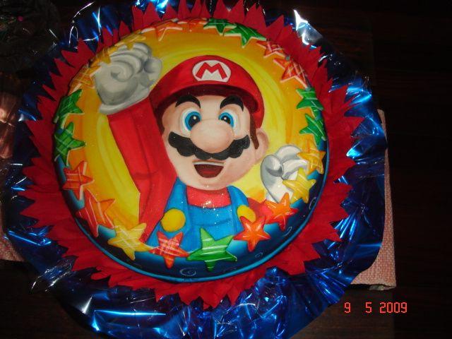 Mario Bros cake // Torta Mario Bros // Pastel de Mario Bros // Vilma Reyes Tlf (832)9440888 // Katy, Tx // (Pedidos por encargo)