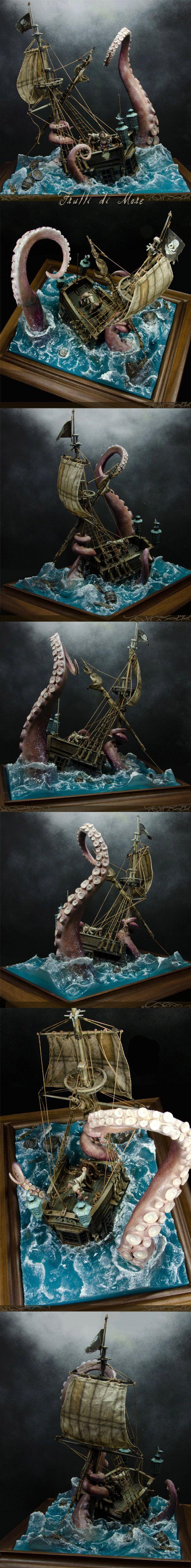Frutti di Mare by Robert                                                                                                                                                                                 More