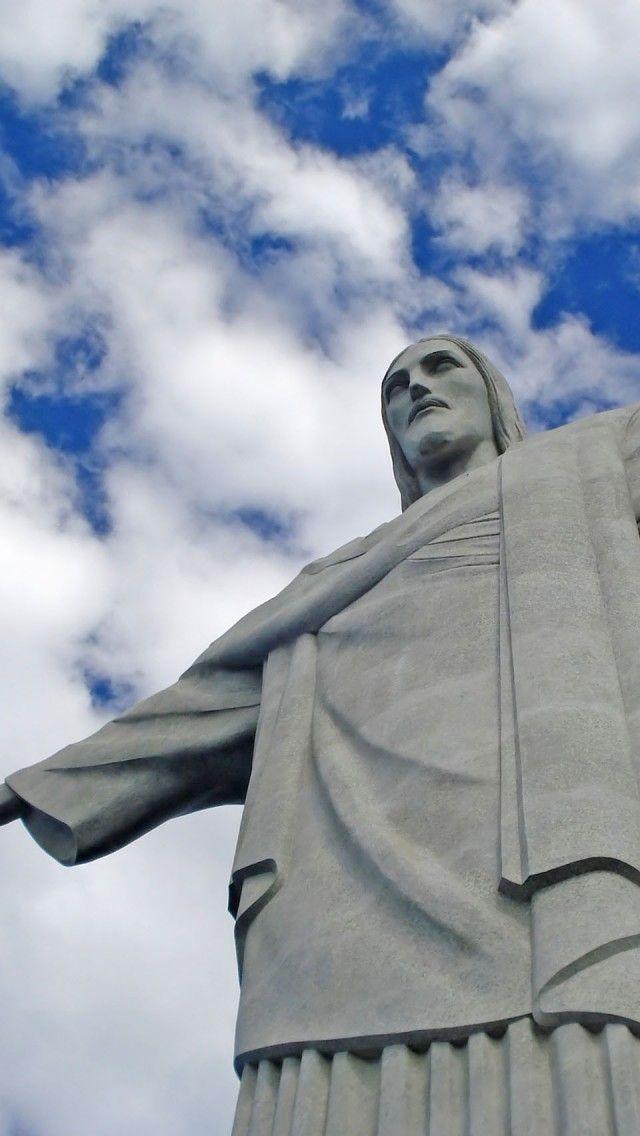 Christ The Redeemer Rio De Janeiro,Brazil