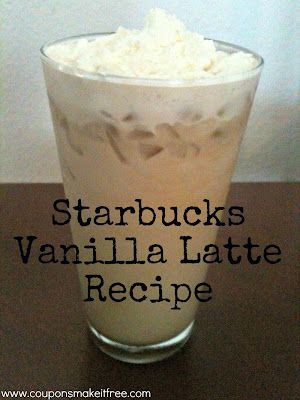 OHMIGODDDD. Do I need to say more? I feel like the picture explains it. I'm a freak for their iced vanilla lattes, and this tastes pretty damn close. Seriously, I made about 3 a day for a few weeks straight.