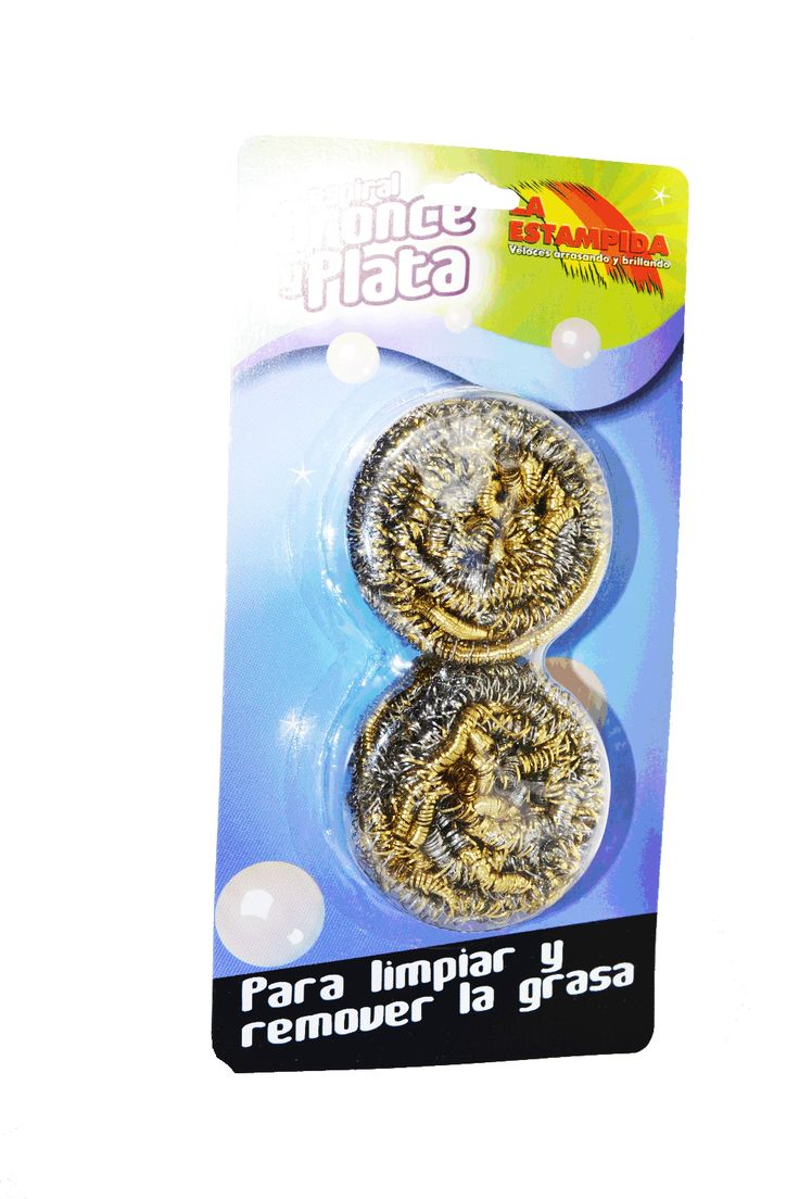 Espiral Blister Mixta x2 Display x6 blister