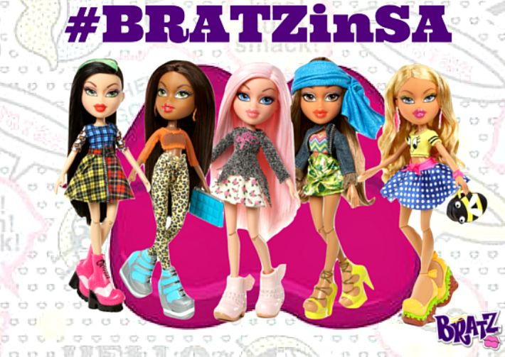Win with me and Bratz