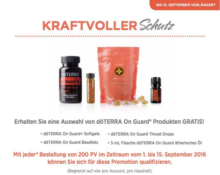 4 gratis Produkte der OnGuard Serie bis 15. September – #Gratisprodukte #Japrodu… – Anteplis