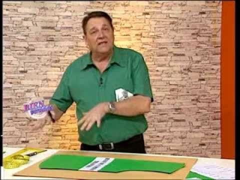Explica el DELANTERO CAMISA DE HOMBRE     Hermenegildo Zampar  - Bienvenidas TV - Explica el delantero de camisa d...