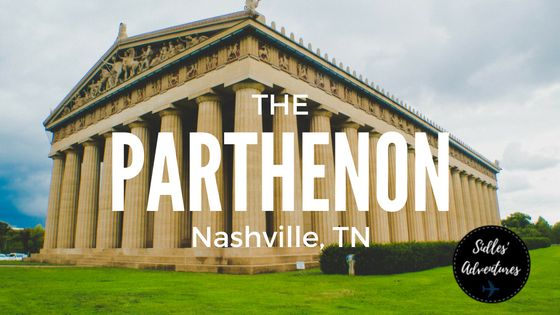 Parthenon TN   Nashville is amazing. We really enjoyed it and can't wait to go back. This time without Rylie! (Is this what it's like to have kids? haha) But we got to spend some time with a friend and we even got to enjoy the nightlife.  The Parthenon stands proudly as the centerpiece of Centennial Park Nashville's premier urban park. The re-creation of the 42-foot statue Athena is the focus of the Parthenon just as it was in ancient Greece. The building and the Athena statue are both…