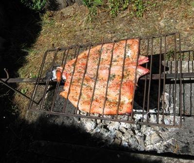 cancato de salmon receta a la parrilla - Buscar con Google