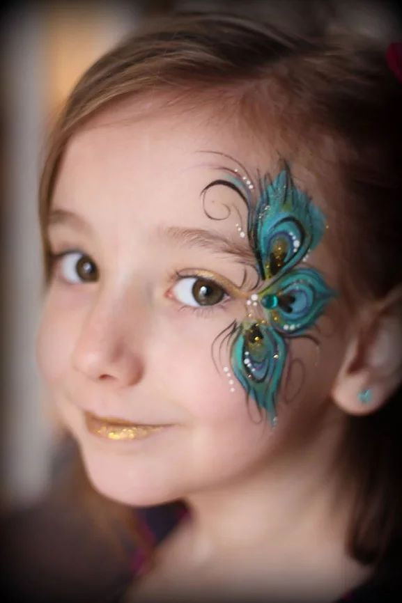 Nadine's Dreams Face Painting – Photo Gallery