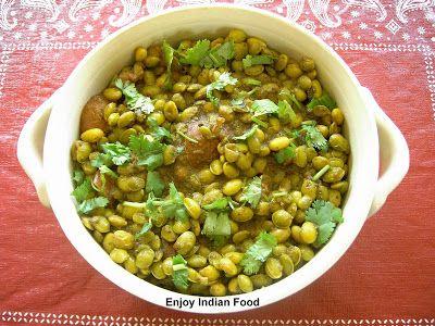 Enjoy Indian Food: Surti Lilva nu Shaak