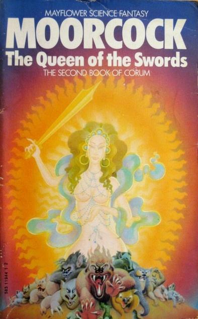 the queen of the swords moorcock michael