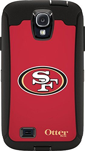 OtterBox Samsung Galaxy S4 Retail Packaging - NFL 49Ers  http://allstarsportsfan.com/product/otterbox-samsung-galaxy-s4-retail-packaging-nfl-49ers/  Robust, 3-layer protective case withstands drops, bumps and shock. Built-in screen protector guards against scratches. Port covers keep out dust and debris.