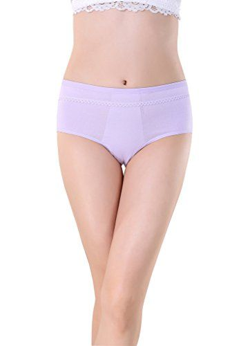 Relievedgal womens antileak underwear provides an extra protection inaddition to pads and tampons The gray color inner layer lining made with 100 cotton absorbs any leaks and keeps the pants dry It also helps aged or pageant women in prevent sudden urine leaking ** Want additional info? Click on the image. (This is an affiliate link and I receive a commission for the sales)