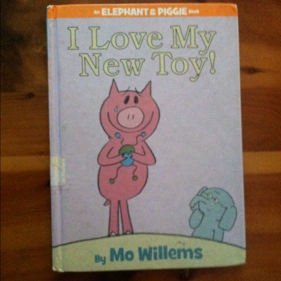 Love Mr. Mo Willems.