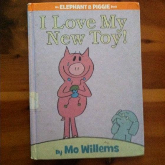 Love Mr. Mo Willems.