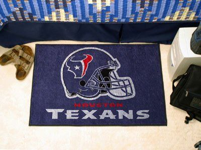 Fanmats Dallas Cowboys 20x30 Starter Rug  http://allstarsportsfan.com/product/fanmats-dallas-cowboys-20x30-starter-rug/  100% nylon carpet Non-skid Duragon® latex backing Chromojet-painted in the team colors