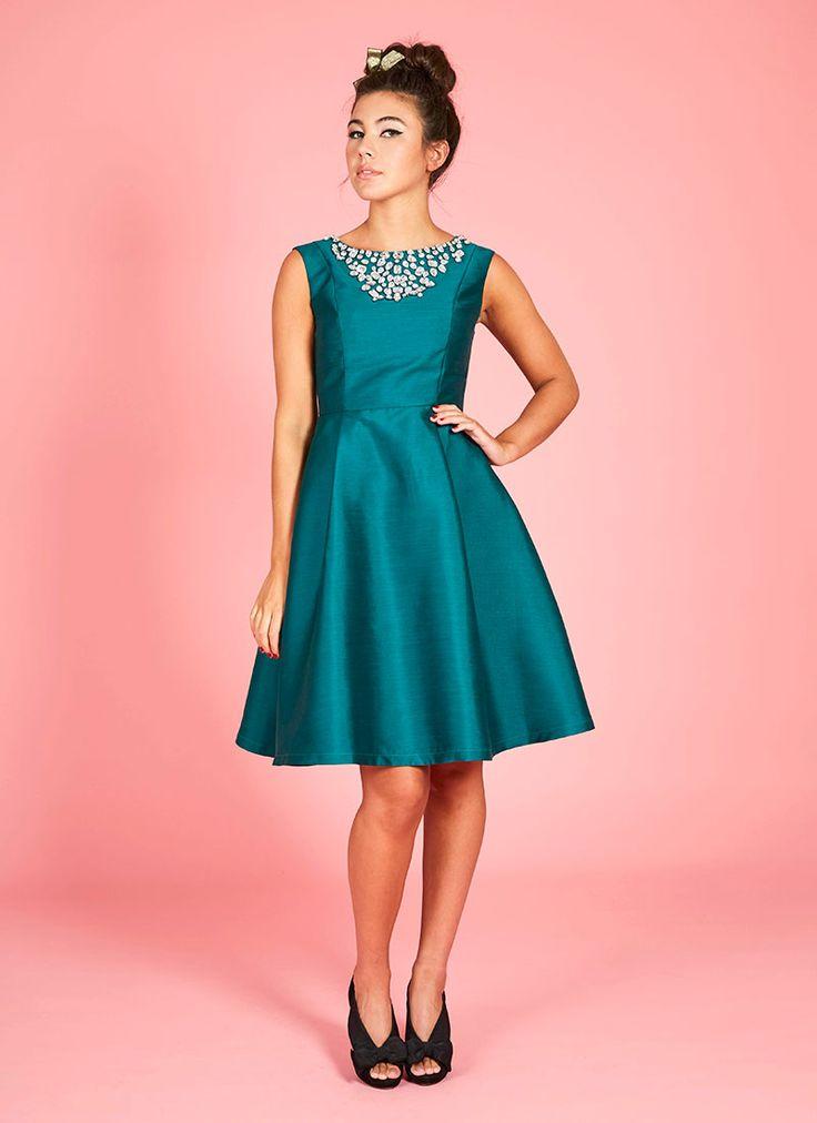 Mejores 53 imágenes de bridesmaids en Pinterest   Columpios, Vestido ...