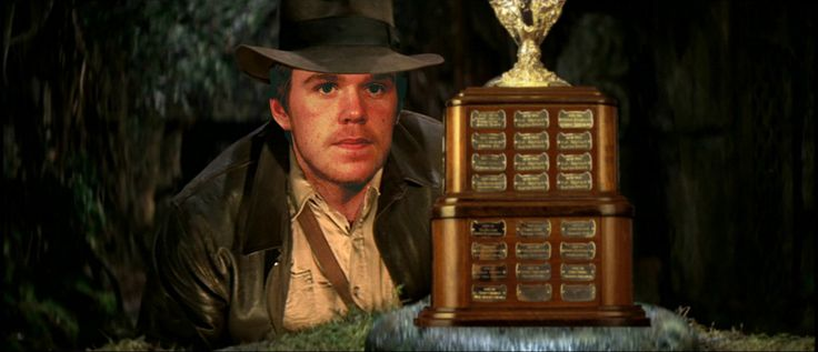 Indiana Connor and the Calder Memorial Trophy