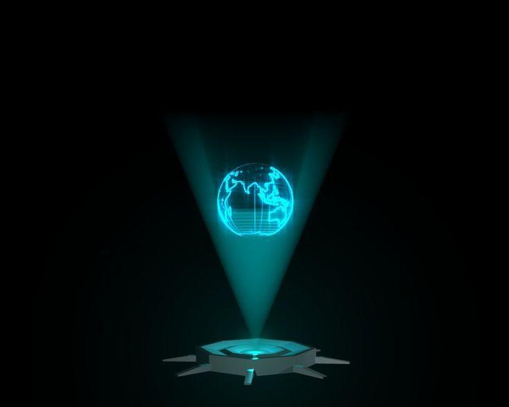 lessen door middel van hologrammen