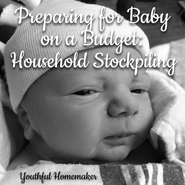 If you haven't already, don't forget to check out the rest of the Preparing for Baby on a Budget Series where I talk about everything I did to prepare for my little people! Update 8/10/2015: We are currently expecting baby #2, and I havechanged how we do some things according to what worked and what …
