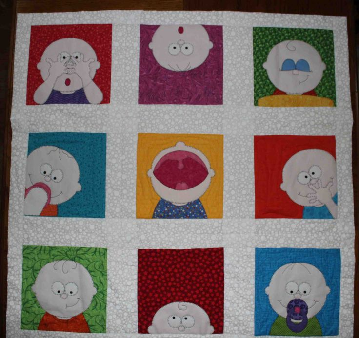 Amy Bradley Pattern Baby Quilt Amy Bradley Quilts