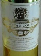 Chateau Coutet gets 21 Gold Stars = Good Buy, Year 8 Wine 8 Value 5