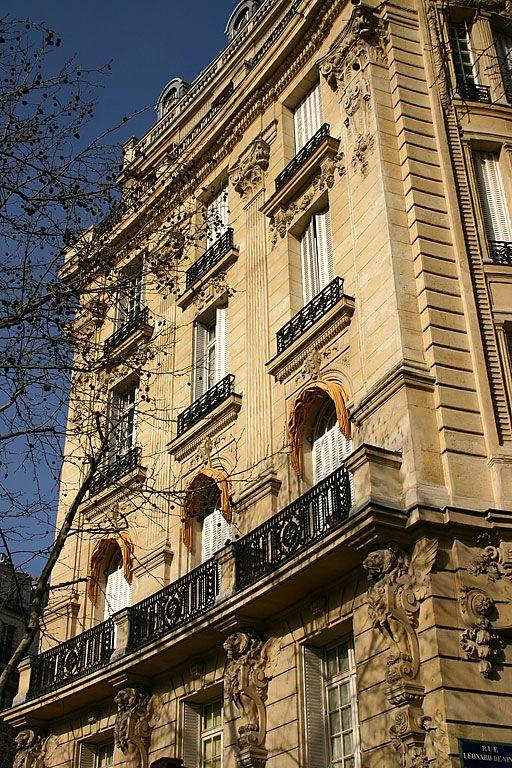 17 best images about paris 16 on pinterest restaurant museums and tour eiffel - Victor hugo paris 16 ...