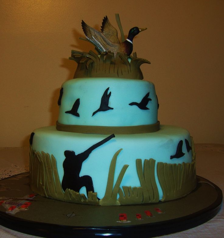 Goose Hunting Cake Photoset 92 696 Of 240 258 Clayton
