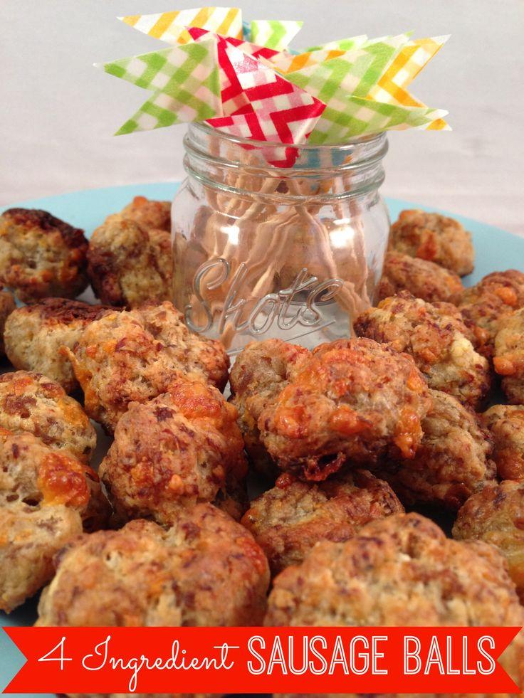 Sausage Ball Recipe