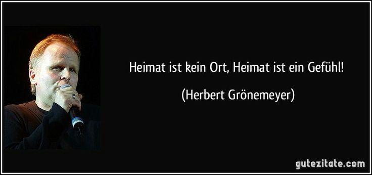 Herbert Grönemeyer Songtexte