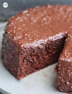 C'est ma fournée ! : Le GATOCHOKO (gâteau au chocolat idéal pour le goûter)